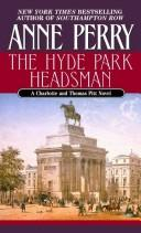 Cover of: The Hyde Park headsman