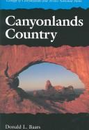 Cover of: Canyonlands country