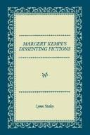 Cover of: Margery Kempe