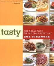 Cover of: Tasty | Roy Finamore