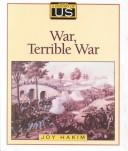 Cover of: War, terrible war