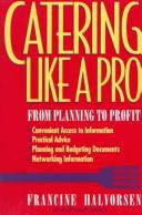 Cover of: Catering like a pro