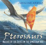 Cover of: Pterosaurs: Rulers of the Skies in the Dinosaur Age (Outstanding Science Trade Books for Students K-12 (Awards))