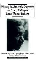 Cover of: Waiting in line at the drugstore | James Thomas Jackson
