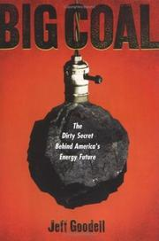 Cover of: Big Coal