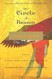 The circle of reason by Amitav Ghosh