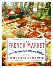 Cover of: The French market | Joanne Harris