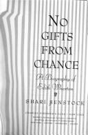 No gifts from chance by Shari Benstock