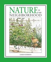 Cover of: Nature in the Neighborhood