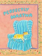 Cover of: Perfectly Martha
