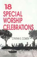 Cover of: 18 special worship celebrations