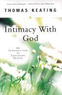 Cover of: Intimacy with God