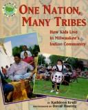 Cover of: One nation, many tribes: how kids live in Milwaukee's Indian community