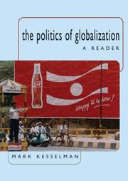 Cover of: The Politics of Globalization