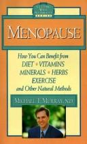 Cover of: Menopause | Michael T. Murray