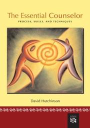 Cover of: The Essential Counselor | Hutchinson, David.