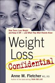 Cover of: Weight Loss Confidential