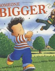 Cover of: Someone bigger