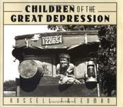 Cover of: Children of the Great Depression