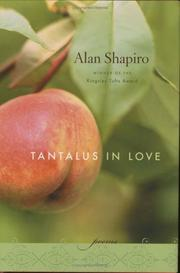Cover of: Tantalus in love