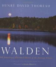 Cover of: Walden | Henry David Thoreau