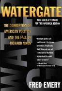 Cover of: Watergate