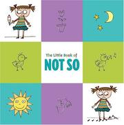 Cover of: The little book of not so by Charise Mericle Harper