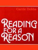 Cover of: Good reasons for reading | Carrie S. Dobbs