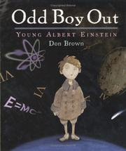 Cover of: Odd boy out: young Albert Einstein