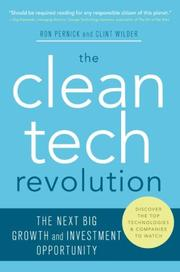Cover of: The Clean Tech Revolution | Ron Pernick