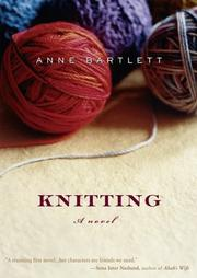 Cover of: Knitting | Anne Bartlett