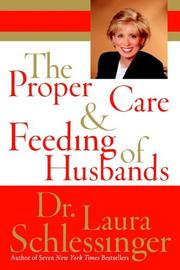 Cover of: The Proper Care and Feeding of Husbands LP