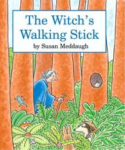 Cover of: The witch's walking stick