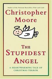 Cover of: Stupidest Angel, The  LP | Christopher Moore