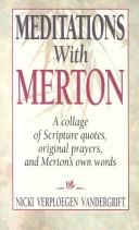 Cover of: Meditations with Merton