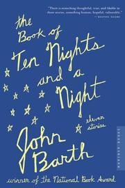 Cover of: The Book of Ten Nights and a Night | John Barth