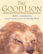 Cover of: The good lion