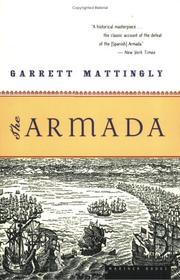 Cover of: The Armada | Garrett Mattingly