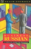 Business Russian by Olga Bridges