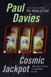 Cover of: Cosmic Jackpot | Paul Davies