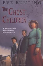 Cover of: The ghost children