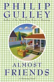Cover of: Almost Friends | Philip Gulley