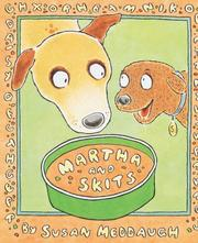 Cover of: Martha and Skits | Susan Meddaugh