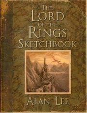 Cover of: The Lord of the Rings Sketchbook
