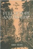 Cover of: Full of hope and promise