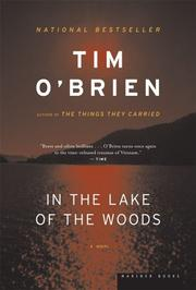 Cover of: In the Lake of the Woods