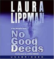 Cover of: No Good Deeds CD: A Tess Monaghan Novel (Tess Monaghan Mysteries)