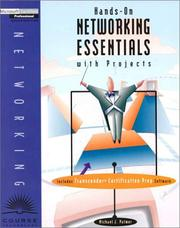 Cover of: Hands-On Networking Essentials With Projects