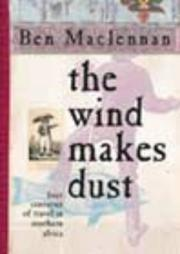 Cover of: The wind makes dust |
