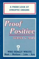 Cover of: Proof positive
